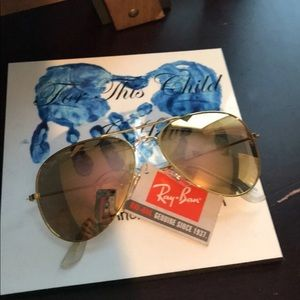 Ray-Ban aviators customs